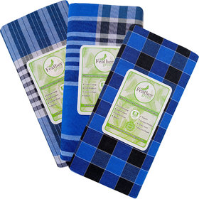 Multi colour Lungi Pack of 3 pcs