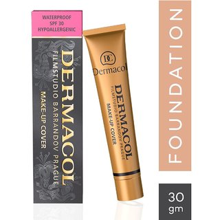 NEWGTBE Filmstudio Barrandov Prague Make Up Cover Foundation 30g