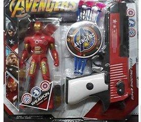 Avengrs Iron Man Toys with arrow