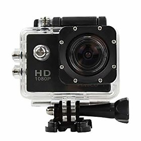 Bushwick  Action  HD 1080p 12MP Waterproof Sports  Camera.