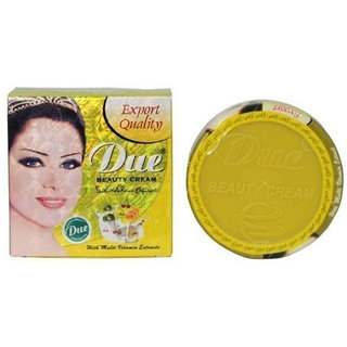 Due Beauty Cream With Multi Vitamin Extracts 40G