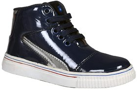 Blue Sneakers Shoe For Kids