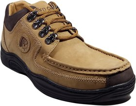 Red Chief Boot Shoe for Men (Camel)