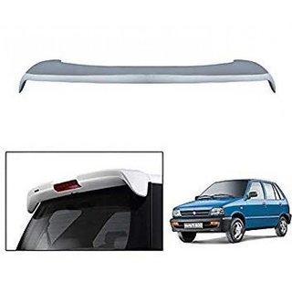 Rrar Spoiler for Maruti car 800 (any color)