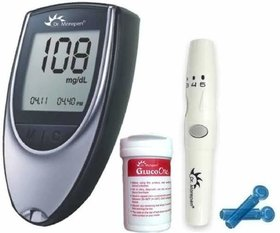 Dr. Morepen Glucose Monitor With 25 strips