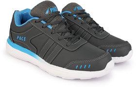 Lakhani Vardaan Running Shoes For Women (Grey Sky)