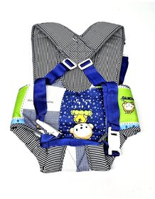 Handsfree Baby Carrier Sling Backpack with 4 in 1 Position for Kids