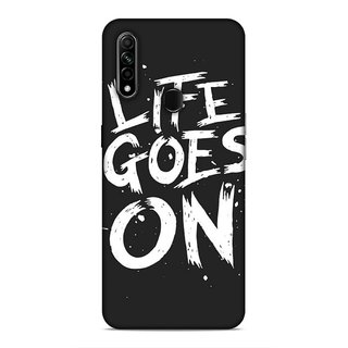 Printed Hard Case/Printed Back Cover for Oppo A31(2020)