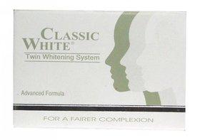 CLASSIC WHITE SKIN WHITENING SOAP (PACK OF 6 pcs