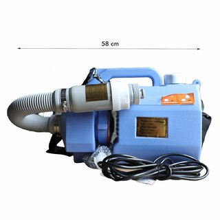 Melange ULV Cold Fogger Disinfection Machine for Hospital,Hotel,Office,Kitchen,Mall  Commercial Purposes