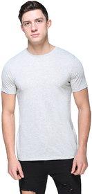 Armure Men's Grey Round Neck T-Shirts