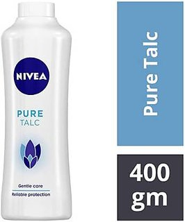 Nivea Talc Pure 400G