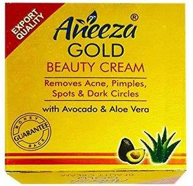 ANEEZA GOLD BEAUTY CREAM (Night Cream) 30 gm