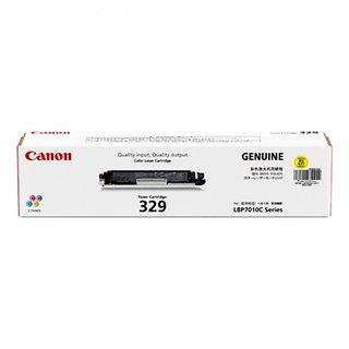 Canon 329 Yellow Toner Cartridge  LBP-7510 LBP 7018C LBP-7010C