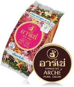 arche Face Cleasing Pearl Cream (5 g) Pack Of 3