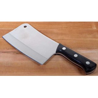 Heavy Duty Stainless Steel Chef's Chopper/Knife/Meat Cleaver.
