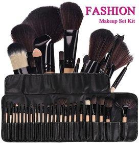 24 Pieces Makeup Brushes Set