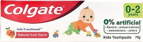 Colgate Natural Fruit Flavor for Kids Toothpaste (70 g)