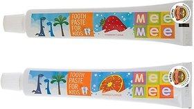 MeeMee Fluoride Free Flavor (70 g, Pack of 2)