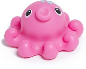 Hamleys Floating Light Up Octopus - Pink Bath Toy (Pink)