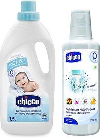 Chicco Laundry Detergent Cluster Disinfectant Multipurpose Liquid Detergent