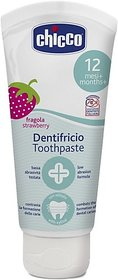 Chicco Chicco Tooth Paste Strawberry 12M+ Toothpaste (50 g)
