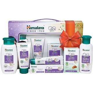 Himalaya Happy baby Gift Pack 5s (Yellow)