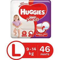 Huggies Wonder Pants diapers   L  46 Pieces