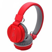 Sh 12 Universal Bluetooth Headphone with Memory Card Sl