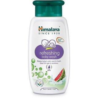 Himalaya Refreshing Baby Wash (200 ml)