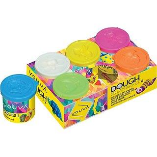 Navneet Dough Activity Set (Shades of 6)