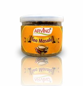 ARVIND Homemade chai masala powder 30 Gram I Immunity Booster I Helps in Cold and Cough  Tea Masala Powder  Pack of 2