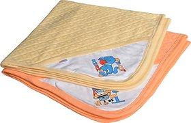 CATCUB Polycotton 240 GSM Bath Towel Set (Pack of 2)