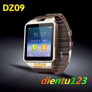 SmartWatch DZ09 with Camera Sync Call/SMS SIM Card Intelligent dz09 bluetooth Smart Watches Wrist Men