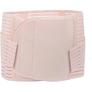 Sozzumi Pregnancy Belt Women's maternity support belt (Beige)