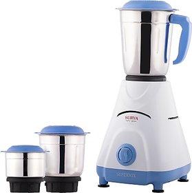 Surya Mixer Grinder 3Jar 500W