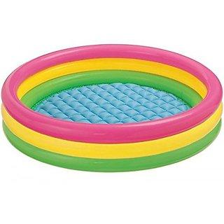 Speoma 3 Ft Bath Tub For Kids (Multicolor)