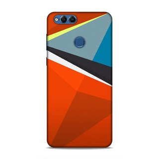 Printed Hard Case/Printed Back Cover for Honor 7X