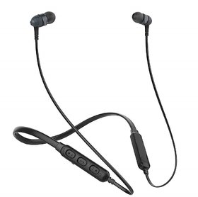 ROCKERZ 225 Wireless Bluetooth Headset  Microphone (Black)