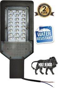 30W LENS LED Steet Light ( 2 Year Warranty )