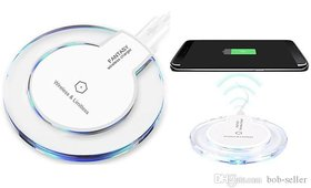 Crystal Digital fantasy wireless charger Qi-enabled Charging Pad Receiver