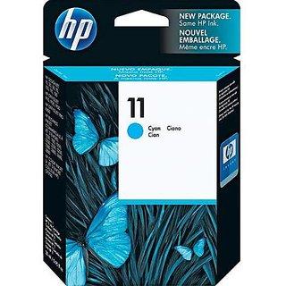 HP 11 Cyan Ink Cartridge ( C 4811A )