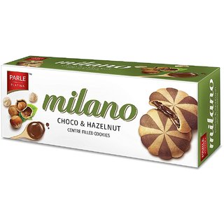 Parle Milano choco & Hazelnut 60gm