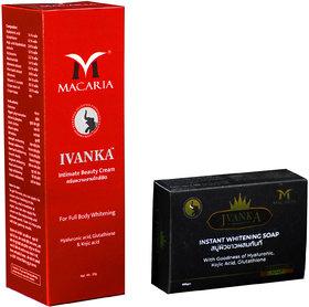 full body skin whitening soap / full body whitening cream / for women girls