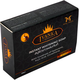 ivanka skin whitening soap