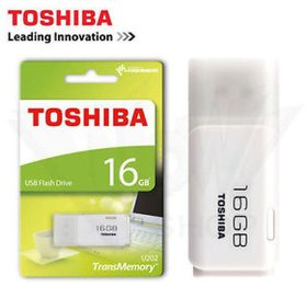 TOSHIBA 16  GB Pen Drive USB 2.0 Flash Drive