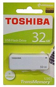 TOSHIBA 32  GB Pen Drive USB 2.0 Flash Drive