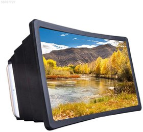 F2 Screen Mobile Phone 3D Screen Magnifier 3D Video Screen Eyes Protection Enlarged Expander 1 Month Seller Warranty