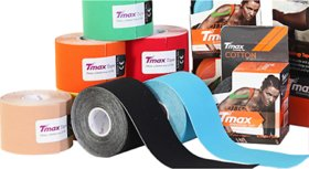 Kinesiology Tape set ( 6 piaces in one box ) T MAX BRAND