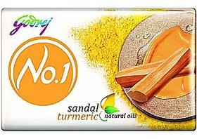 Godrej No 1 Sandal 55 g Unisex Soap